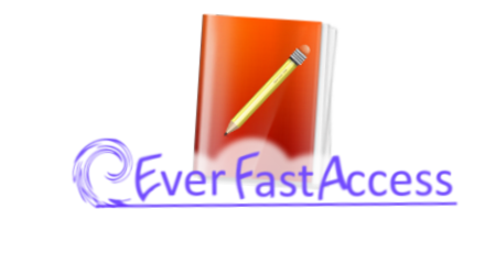 EverFastAccess - Note-taking app for Windows