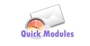 QuickModules